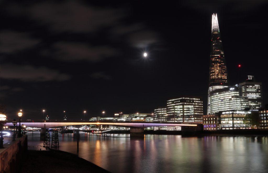 LONDON BEFORE LOCKDOWN by Trevor Alexander
