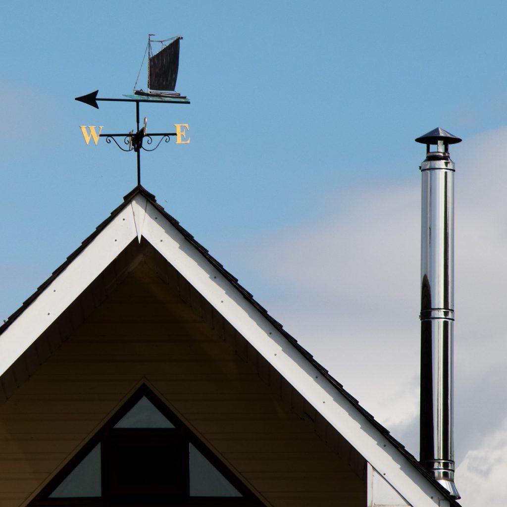 Roof Design by Judy Buckley-Sharp
