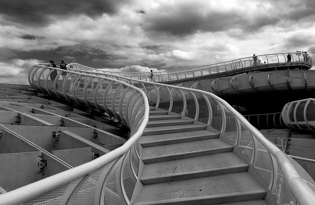 STAIRWAY TO THE SKY by Alan Graham